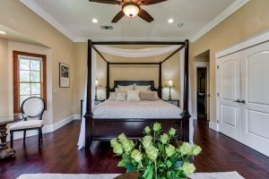 Royal Shasta Bedroom
